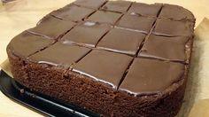 Zutaten   200 g Margarine  200 g Schokolade, zartbitter (mind. 50 % Kakao), hochwertige  200 g Zucker  4 m.-große Ei(er)  200 ...