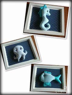 Gata borralheira quem te pintou?: Lindos quadros 3d para decorar quarto de bebês e c...
