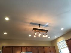 Installed 4 x 6 inch recessed lights in dining room with a dimmer removed old fixture installed 5 6 inch led recessed lights and 1 4 aloadofball Choice Image