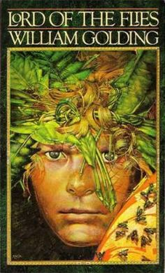 Lord of the Flies by William Golding Never read in HS but it's a good & messed up book. William Golding, I Love Books, Great Books, Books To Read, Children's Books, Teen Books, Big Books, Literature Books, English Literature
