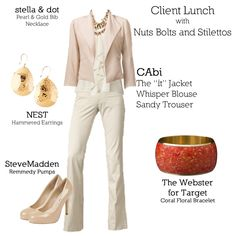 Client Lunch-  CAbi, NEST, Steve Madden, stella & dot, The Webster