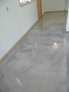 Minneapolis Epoxy Flooring Metallic Epoxy