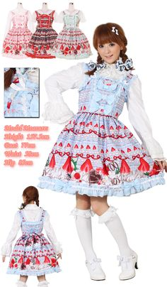Bodyline - Strawberry Shortcake in Mint