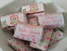PERSONALIZED Printable Mini Candy Bar by CelebrateLifeCrafts