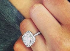 The Hottest Celebrity Engagement Ring Trend