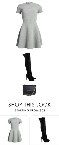 """""""Untitled #3000"""" by twerkinonmaz ❤ liked on Polyvore featuring Superdry, Kendall + Kylie and Givenchy"""