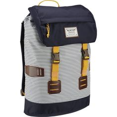 Burton - Tinder Laptop Backpack - 1526cu in - Eclipse Crinkle