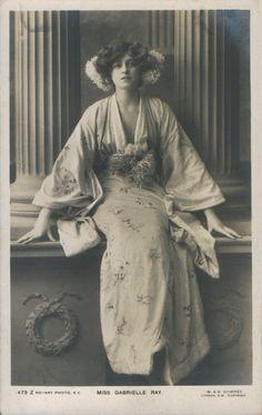 Kimono (Rotary 475 Z) « Gabrielle Ray