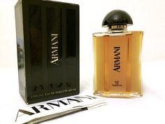 Armani for women edt 50 ml. Perfume Bottles, Classic, Vintage, Beauty, Women, Beleza, Women's, Perfume Bottle, Classic Books