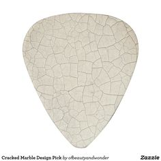 Shop Cracked Marble Design Pick created by ofbeautyandwonder. Cracked Marbles, Personalized Products, Guitars, Create Your Own, Triangle, Prints, Top, Bags, Design