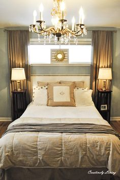 Narrow Bedroom Small Master Bedroom And Pinterest Decorating