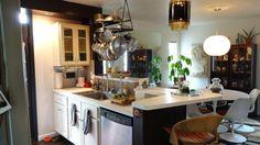 Carol Ann's Within-Arm's-Reach Kitchen
