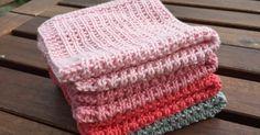 Mine to første DIYs til strikkede karklude er de suverænt mest besøgte indlæg på bloggen igennem de sidste måneder. Dette skyldes nok...
