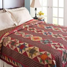 Row quilt