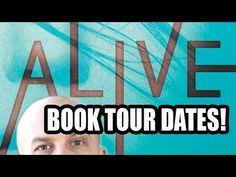 Dates for my ALIVE book tour! Experimenting with audio embedded in a video player so you can listen to my podcasts right form Pinterest without having to click over.