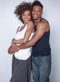 Check Out Yaya DaCosta Alafia as Whitney Houston in Behind-the-Scenes Telepic Footage |Shadow and Act