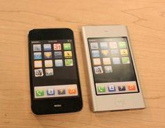 Hurgando en la historia de la telefonía: algunos prototipos de iPhone  http://www.xatakamovil.com/p/36958