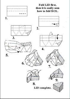 Triangular Box