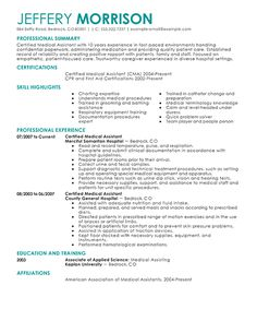 Sample Resume For Nursing Assistant Registered Nurse Resume Template Word Medical Cv Nurse Cv Template .