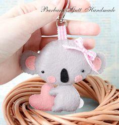 Barbara Handmade...: Miś koala