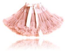 Le Petit Tom ® - pettiskirt, pettiskirt ballet pink, tutu, petticoat kinderen, dolly pettiskirts, le petit tom