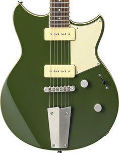 Revstar 502T electric guitar, Bowden Green
