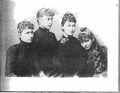 The Hesse princesses