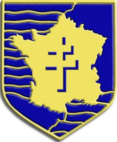 The French Armored Division (French: Division Blindée, DB), commanded by General Philippe Leclerc, fought during the final phases of World War II in the Western Front.