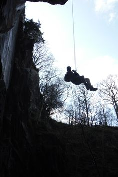 Abseiling Lake District,  Path to Adventure