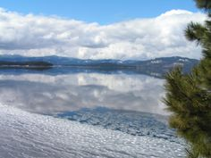 Priest Lake~ Cavanaugh Bay~Coolin, Idaho