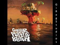 #4 Rhinestone Eyes - Gorillaz - Plastic Beach