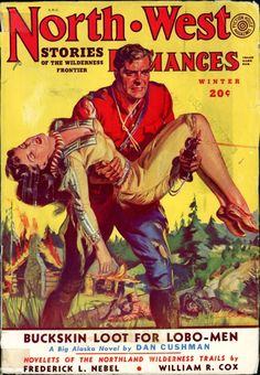 NORTH WEST ROMANCES. Winter 1949