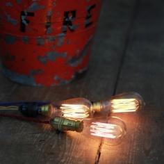 Small 19 Anchor Squirrel Cage Filament Bulb