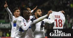 ICYMI: Nabil Fekir and Lyon swagger into Monaco for battle of Ligue 1's tyros