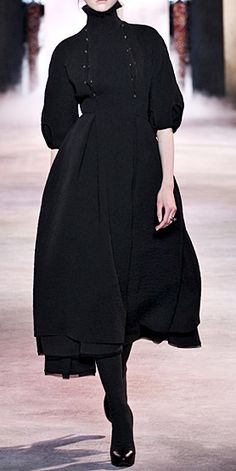 Ulyana Sergeenko Haute Couture Fall/Winter 2013