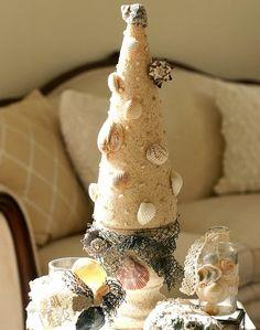 cone shell tree