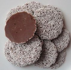 Chocolade flikken. Yum, yum! Chocolate pralines. Could eat lots of them...