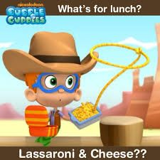 Image result for bubble guppies lunch time
