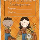 This Fall Math Journal product is great for the first three months of the school year for Kindergarten and First Grade.  The prompts cover a variet...