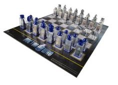 Doctor Who Chess Set - Game Board with 3D Lenticular Images of Dr. Who Characters from Underground Toys Disc: Affiliate Link