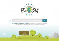 """Ecosia.org es conocido por ser una alternativa a  Google, que incorpora en cada búsqueda información ecológica en los resultados de búsqueda, incluyendo consejos de compra y noticias sostenibles.   A partir de ahora, no hay ningún motivo para buscar con Google. Ecosia ofrece resultados de búsqueda de igual calibre, e incluso ayuda a combatir el cambio climático al mismo tiempo"""", afirma Christian Kroll, fundador de Ecosia. + info: www.barrameda.com.ar/dp/"""
