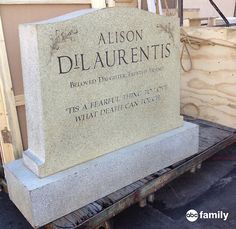 """""""Two can keep a secret if one of them is dead.""""   From the Pretty Little Liars set."""