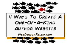 With so many author websites live on the net—how can you make yours stand out? Here are a few handy tips to keep in mind! Handy Tips, Helpful Hints, Clean Websites, About Me Page, Website Web, Letter To Yourself, Fancy Fonts, Book Trailers, What If Questions