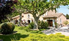 Charming Noves B&B, Provence, France   small luxury hotels, boutique hotels