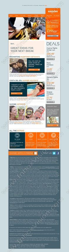 Company:    Easyjet Holidays   Subject:    Valentine's breaks from GBP32.49 + Ski holidays             INBOXVISION is a global database and email gallery of 1.5 million B2C and B2B promotional emails and newsletter templates, providing email design ideas and email marketing intelligence www.inboxvision.com/blog  #EmailMarketing #DigitalMarketing #EmailDesign #EmailTemplate #InboxVision  #SocialMedia #EmailNewsletters