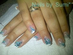 French* by SuMi - Nail Art Gallery nailartgallery.nailsmag.com by Nails Magazine www.nailsmag.com #nailart