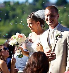 Stunning wedding at the Kelley Farm in Bonney Lake, WA.