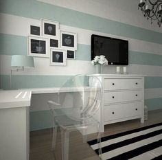 Pokój nastolatki Apartment Makeover, Room Decor, Room Inspiration, Decor, House Rooms, Interior, Room Remodeling, Home Decor, Room