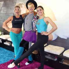 Conseguem imaginar a diversão que foi hoje com @oceara @karinabacchi e @carolpaulalima no Studio? Vcs não podem perder a nova temporada do programa #cearaforadacasinha no @multishow!!!! Vou avisar aqui quando for ao ar BAILALINDAS!!! #imperdivel #bacchiboy #mamusa #eroupadoceará 😂😂😂 #masterCarolLima #multishow #balletfitness