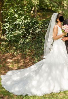 ♥ Hochzeitskleid Pronovias ♥  Ansehen: http://www.brautboerse.de/brautkleid-verkaufen/hochzeitskleid-pronovias/   #Brautkleider #Hochzeit #Wedding